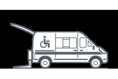 Автомобиль для перевозки инвалидов