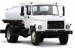 Автоцистерна ГАЗ дизель двигатель ММЗ Д-245