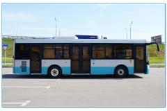 Автобус ЛИАЗ-429260 9.5 м городской низкопольный 3-дверный, мест 23+1/72