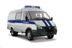 Автозак Газель Бизнес 2705