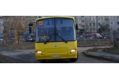 Школьный автобус КАВЗ 4238-15 26 мест, двигатель ЯМЗ