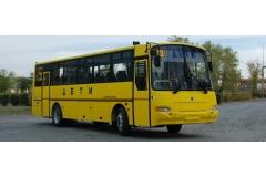 Школьный автобус КАВЗ 4238-75 34 места, газовый, двигатель Cummins