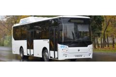 Автобус КАВЗ-4270-70 (газовый), городской, инвалидный, мест 27+1/84