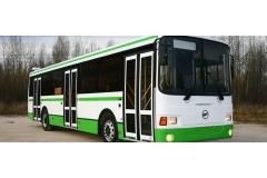 Автобус ЛИАЗ-5256 городской, мест 23/110