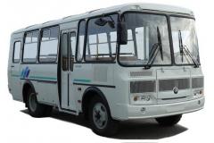 Ритуальный автобус ПАЗ 32053, 16 мест для сопровождающих