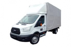 Ford Transit фургон с тентом, масса с нагрузкой 3100 кг