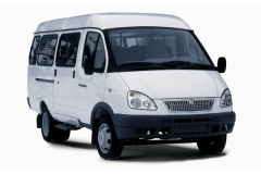 Микроавтобус Газель Бизнес 3221 8 мест двигатель УМЗ бензин