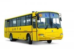 Школьный автобус КАВЗ 4238-45 34 места, двигатель Cummins