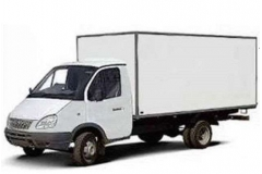 Фургон изотермический Газель Бизнес 330202, ППУ