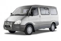Микроавтобус Соболь Бизнес- 2217, 6 мест, полноприводный, двигатель УМЗ бензин