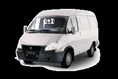 Грузопассажирский фургон Газель Соболь 7 мест заднеприводный, двигатель УМЗ бензин