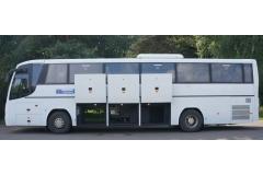 Междугородный автобус Голаз Круиз (ЛИАЗ-529115), 45 мест, с биотуалетом