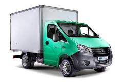 Изотермический фургон Газель Next (ГАЗ-А23R22) 3м двигатель EvoTech 2.7 бензин