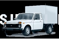 Изотермический фургон Нива ВИС
