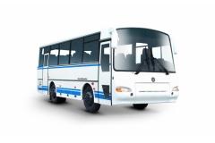 Автобус КАВЗ-4235-12, пригородный/междугородний, мест 29/52