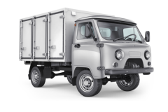 Хлебный фургон (хлебовозка) УАЗ